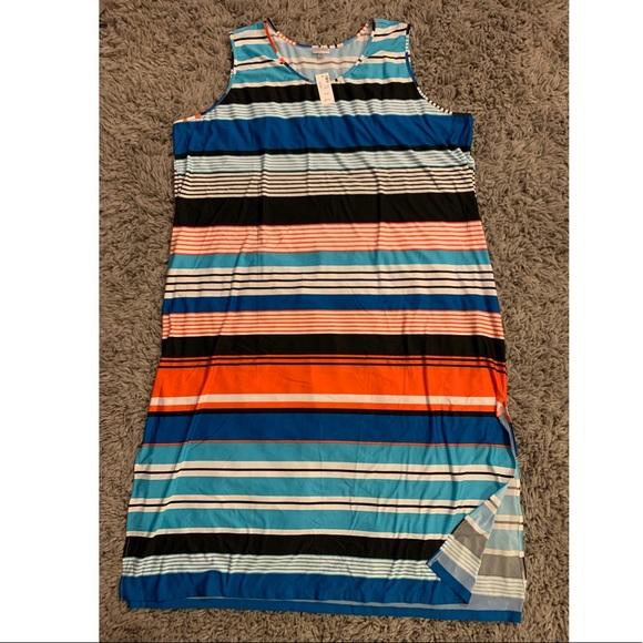 Avenue dress plus size 30/32 NWT